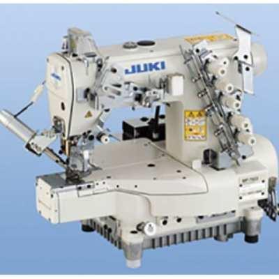 Máquina industrial recubridora de base cilíndrica juki mf-7923u11