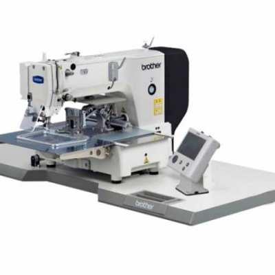 Máquina de área programable con motor direct drive brother bas-326h-484