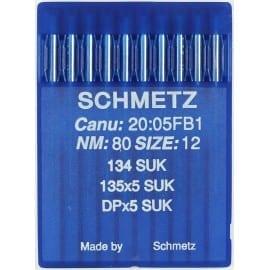 Schmetz 134 (R) 80/12 SUK
