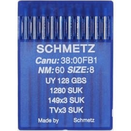 Schmetz UY 128 GAS 60/8 SUK