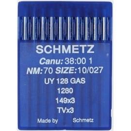 Schmetz UY 128 GAS 70/10