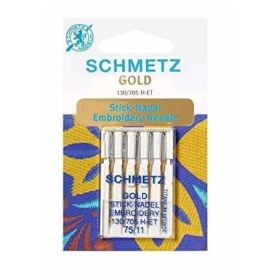 Schmetz 130/705 H-ET GOLD 75/11