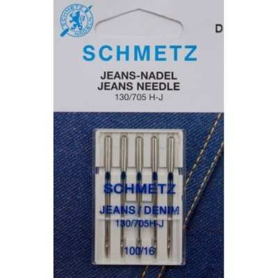 Schmetz 130/705 H-J 100/16