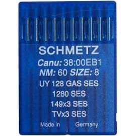 Schmetz UY 128 GAS 60/8