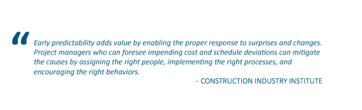 Construction Industry Institute Quote