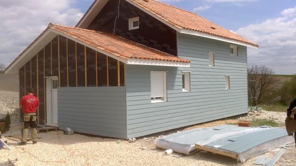 Maison Bois Dordogne