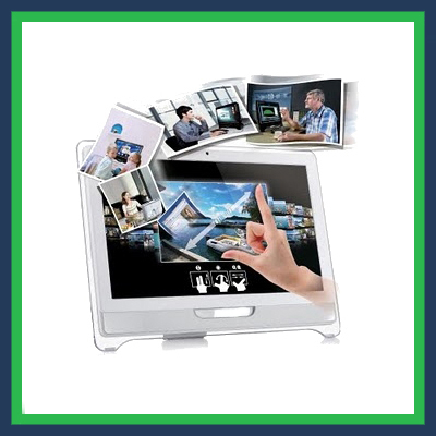 Alquiler tecnologia all in one touch / tactil