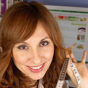 Susana Portillo, Nutricionista
