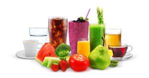 Hidratación a través de los aliimentos
