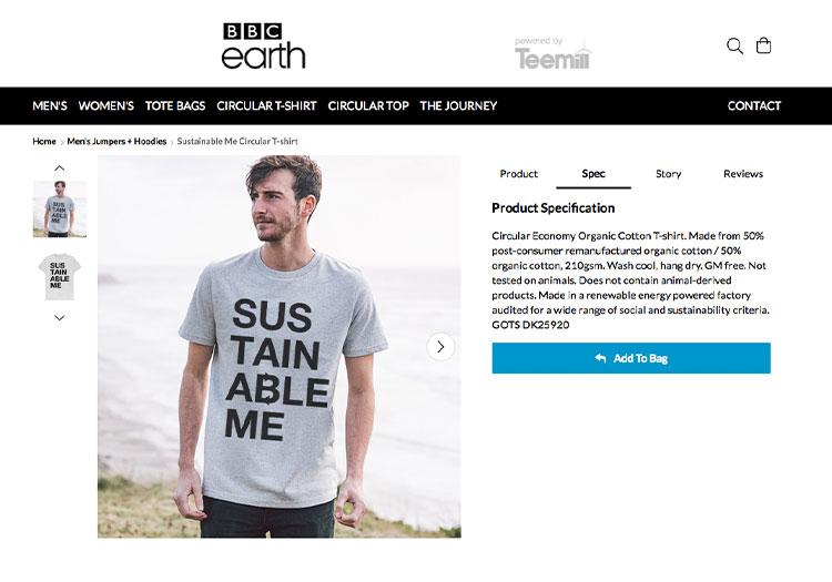 bbc earth debuts circular