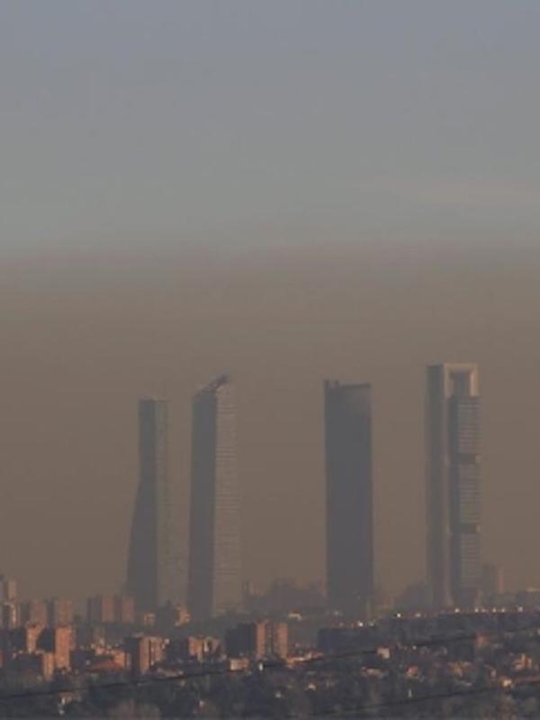 Incluso una baja contaminación del aire puede provocar cambios severos en el corazón
