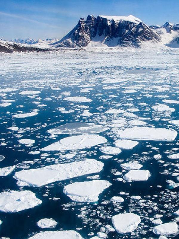 El hielo de Groenlandia pronto será 'historia'