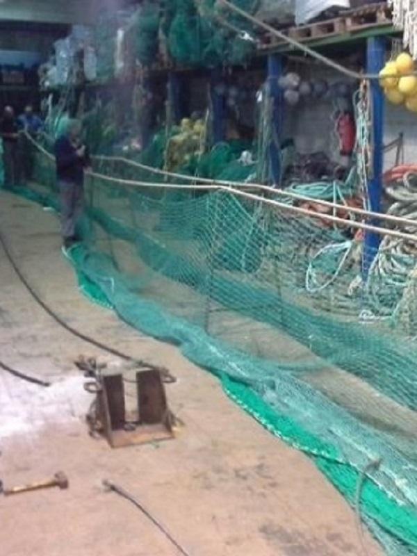 Un aumento de la malla a 100 mm en pesca de arrastre no solucionaría la problemática de la Obligación de Desembarco del pescado, según AZTI