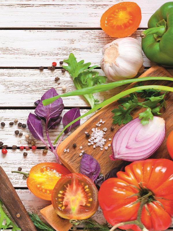 La dieta mediterránea te protege de la contaminación