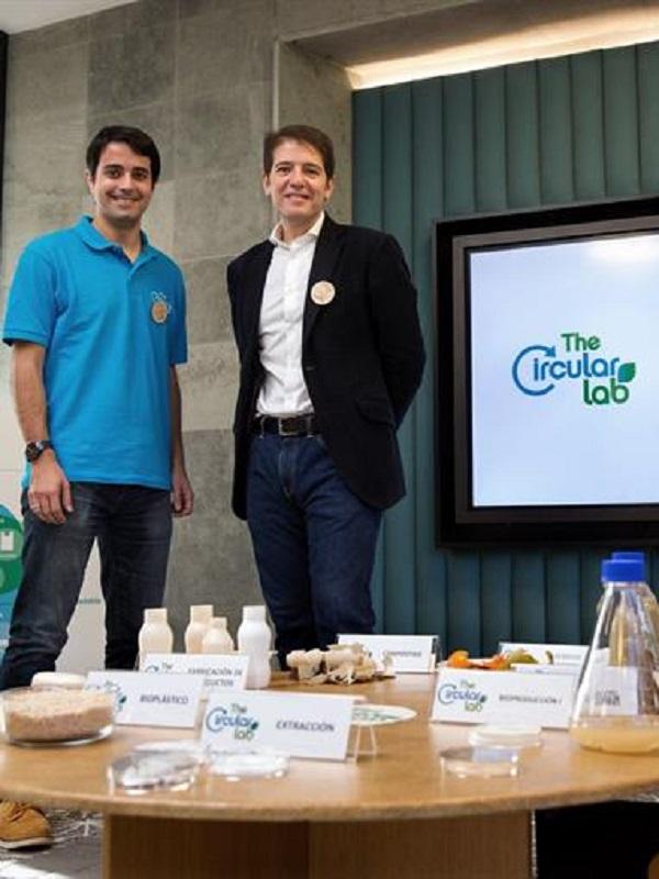 Innovador plástico bio-bio que no contamina