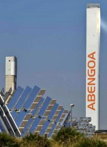 Abengoa bate récord con Xina Solar One, su tercera planta termosolar en Sudáfrica