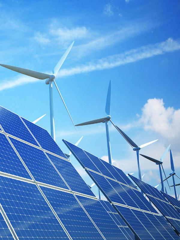 Las energías renovables son 'vitales' en el Plan Reactivar Navarra