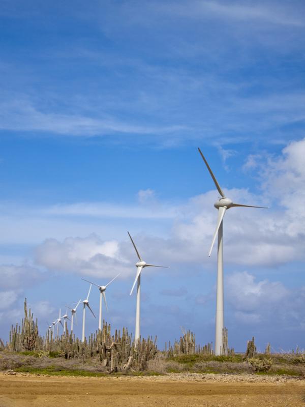 Las islas españolas 'apuestan' por las energías renovables