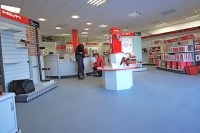 Shop flooring - interlocking PVC tiles for retail | Ecotile