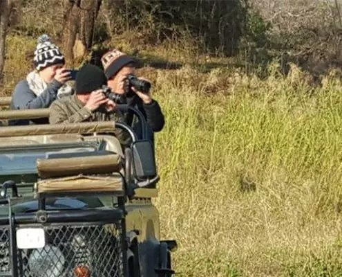 Safari Guide Course EcoTraining