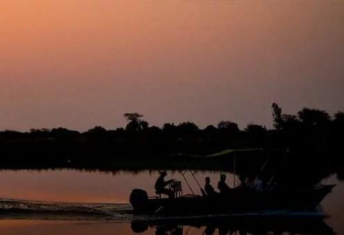 Stanley Livingstone Camp EcoTraining Zimbabwe