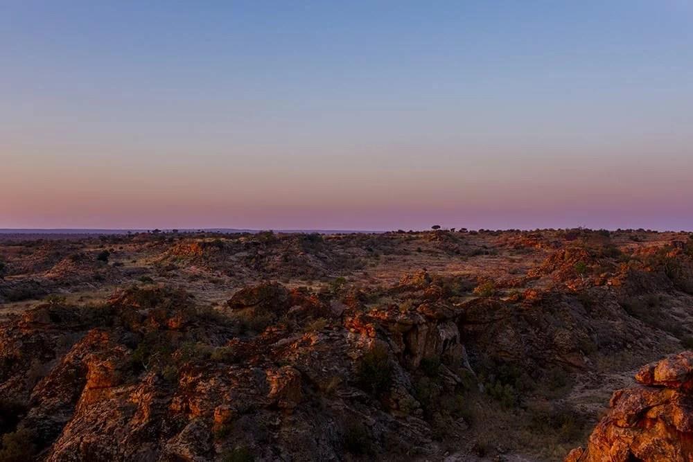 Mashatu Camp Botswana EcoTraining