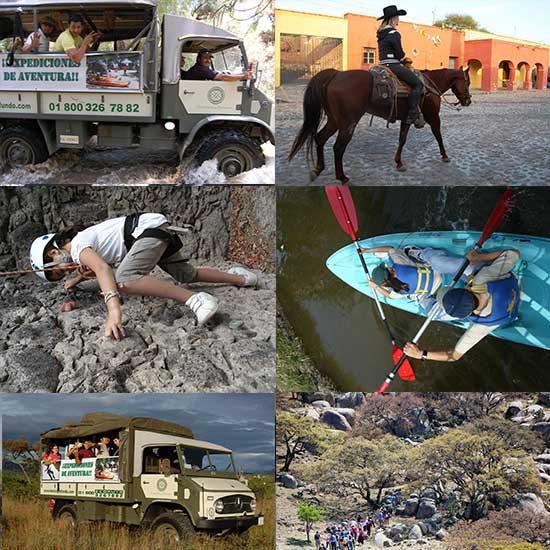 Turismo Ecuestre - Jeep Safari - Ecoturismo y Aventuras