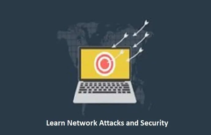 Learn Network Attacks and Security Free Udemy Course