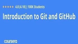 Introduction to Git and GitHub Coursera Online Course Free