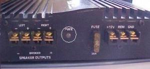 Kicker impulse 352xi amp – Car speakers, audio system