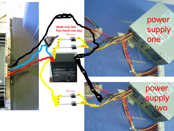 Es Sony Xplod Amp Wiring Diagram Pc Power Supply Powering Car Amplifier In Home Ecoustics Com