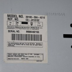 Fujitsu Ten Radio Wiring Diagram 1999 Ford F 250 Fuse Box Archive Through July 29, 2010 - Codes For Free Ecoustics.com