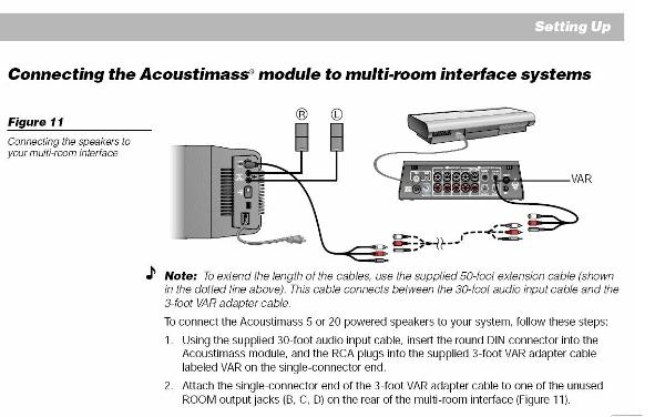 321 Bose Wiring Diagram Need Help Diy Bose Lifestyle 50 Link Cables Ecoustics Com