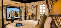 Activated Designs UBL-70 Flat Panel TV Mount Under the Bed ...