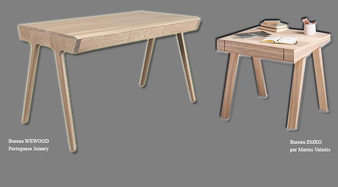 Tendances mobilier bois : notre best-of design