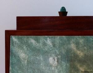 cartonnier pierre legrain galuchat palissandre jade ecoutelebois