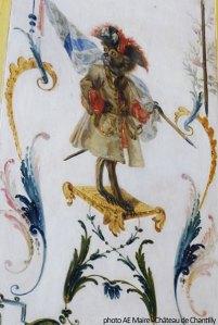 détail-grotesques-singerie-chantilly-ch-huet-1737 ecoutelebois