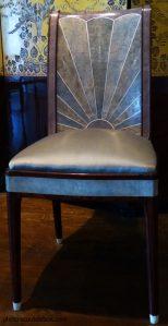 galuchat palissandre ivoire chaise clement rousseau 1921 ecoulebois