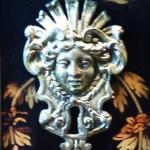 masque radié Louis XIV