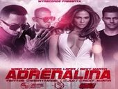 Wisin Adrenalina ft Jennifer Lopez et Ricky Martin