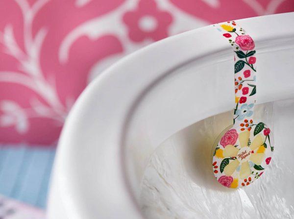 Toiletblok Bloemenfeest