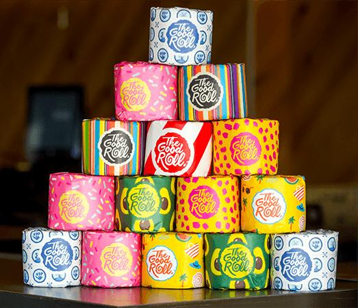 24 rollen toiletpapier The Good Roll