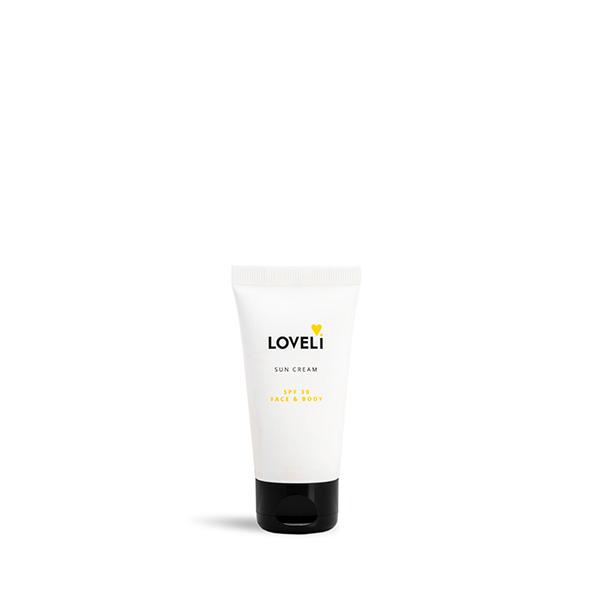 Loveli zonnebrandcrème 50 ml