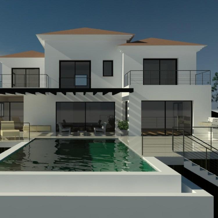 Design a villa Benahavis