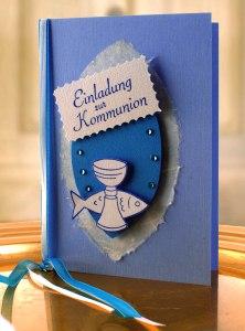 Hochzeit Grillfest oder Kommunion Einladungskarten