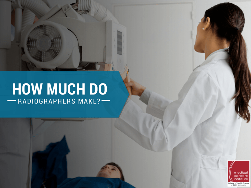 How Much Do Radiographers Make Radiologic Technologist Salary  Growth