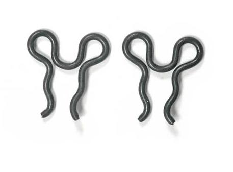 Corvette Clip Set Transmission Column Lock Cable Pair 69