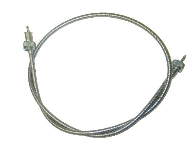 Corvette Cable Assembly Tachometer 6 Cylinder Steel Case