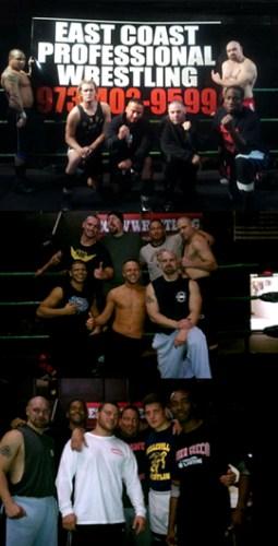 New York City Wrestling School