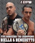 5 Boros Tag Team Champions